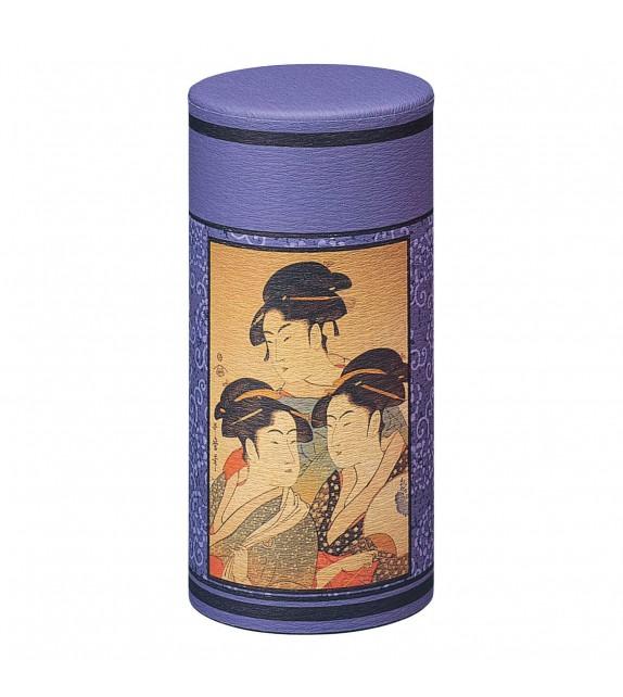 Boîte à thé kabuki