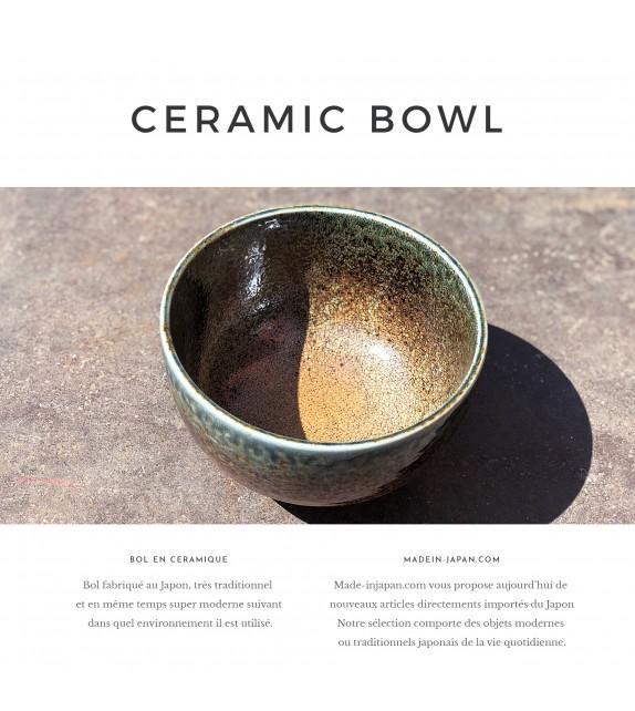 Large bowl cracked