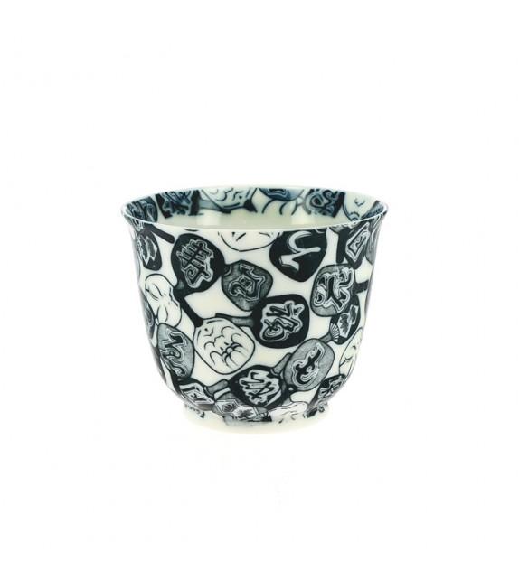 Tea cup of porcelain, very fine