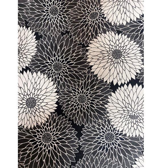 Yukata chrysanthème